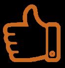 Icone pour aller visiter notre page Facebook du Centre dentaire Cailhier-Thibault